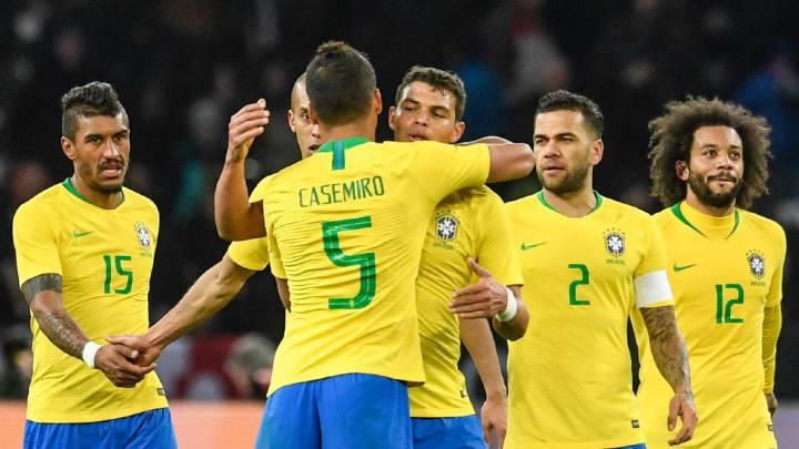 World Cup 2018: Brazil vẫn được các nhà cái đánh giá cao 1