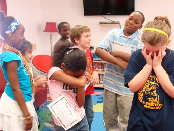 vấn đề bạo lực học đường