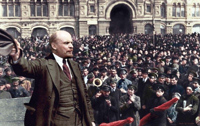 Ý nghĩa lịch sử Cách mạng Tháng Mười Nga 1917