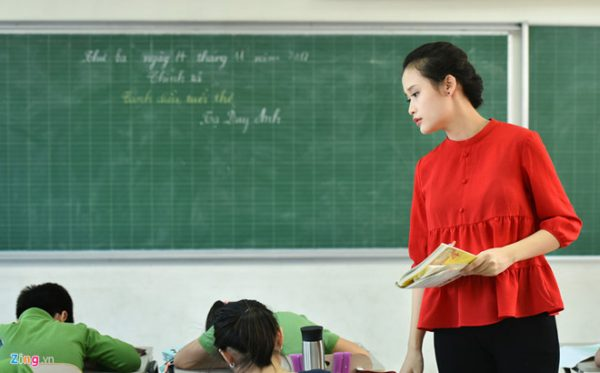 Vì sao chọn nghề giáo viên? Những lý do nên chọn nghề giáo viên?
