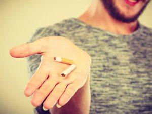 nicotin trong thuốc lá
