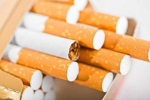 hàm lượng nicotin trong thuốc lá