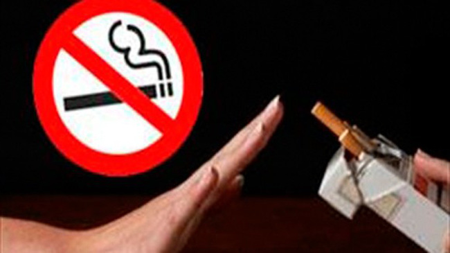 Hưởng ứng ngày không hút thuốc