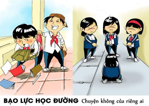 Các tệ nạn học đường
